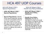 hca 497 uop courses7