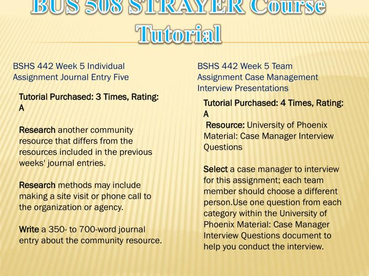 bus 508 assignment 4 strayer university Bus 505 week 11 discussion questions – strayer new next post bus 508 week 11 cis 521 week 5 assignment 4 – strayer new bus.