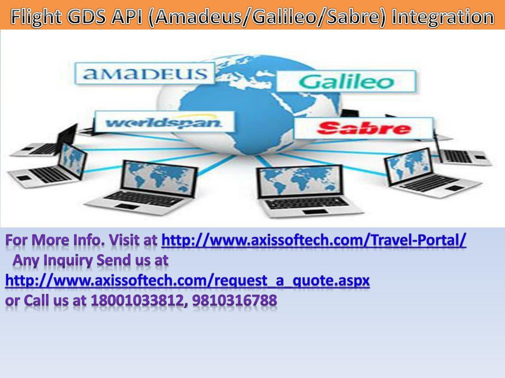 PPT - Flight-GDS-API-Integration PowerPoint Presentation - ID:7171990