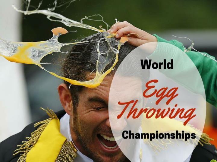 world egg throwing championships n.