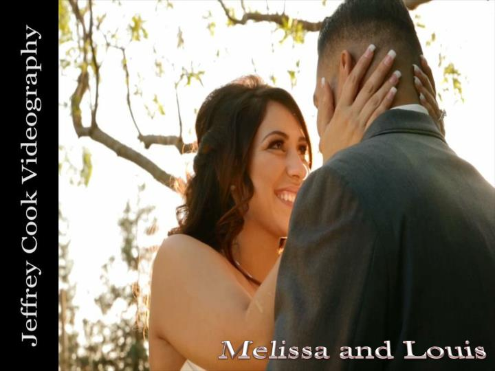 Melissa and Louis