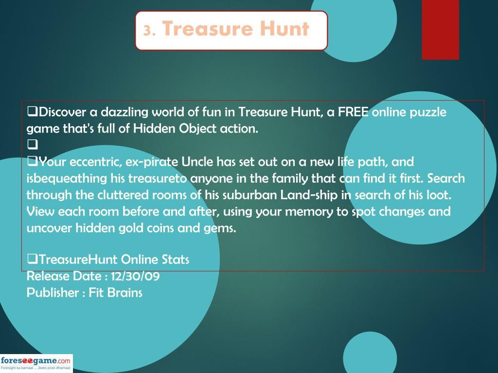 PPT - Best 5 Hidden Object Games Ever PowerPoint