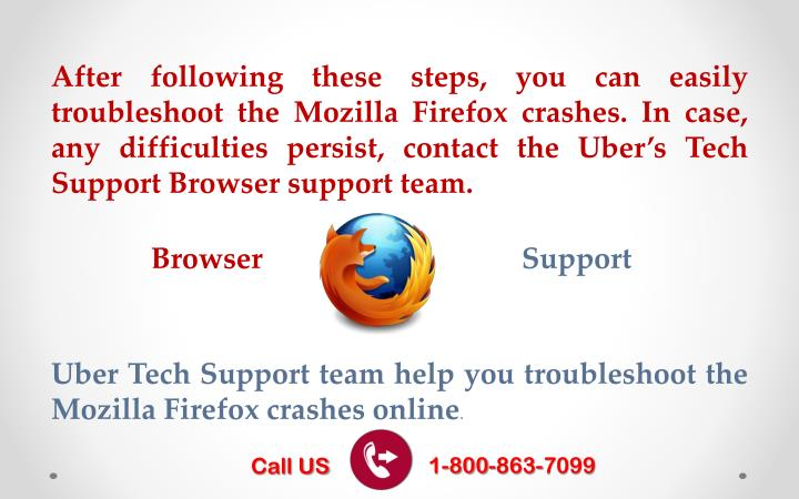 After following these steps, you can easily troubleshoot the Mozilla Firefox