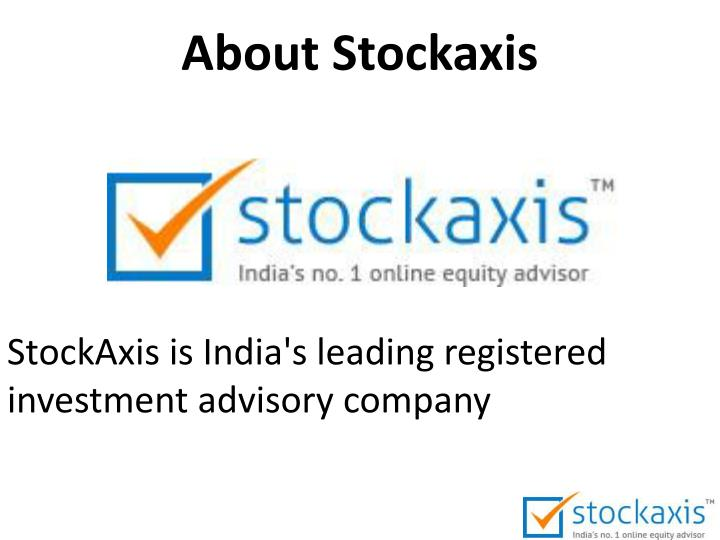 about stockaxis n.