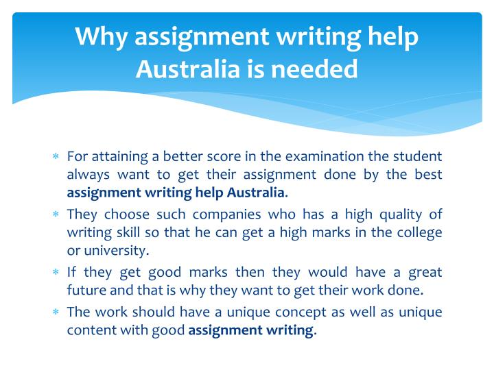 assignment help australia gumtree Tag archives: assignment help australia gumtree admission essay composing products and services unique college task composing services.