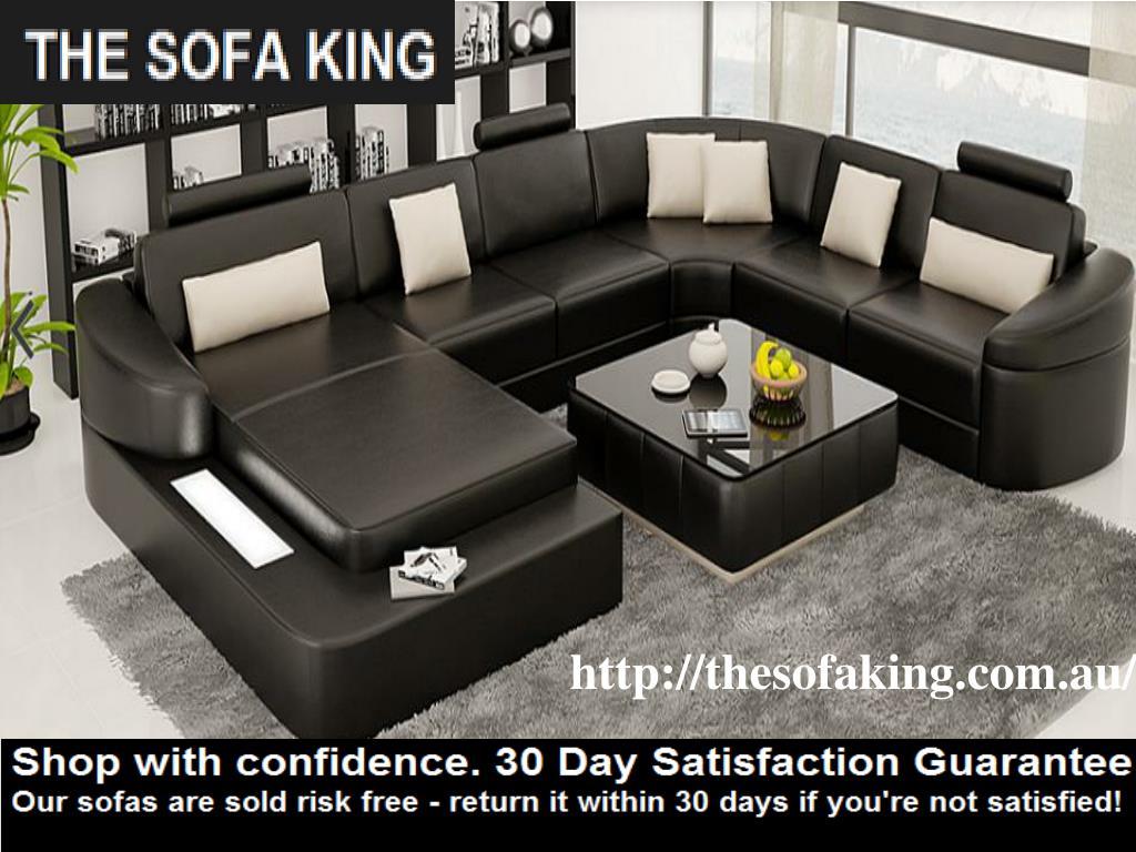 Sofa King Point Presentation