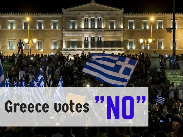 greece votes no n.