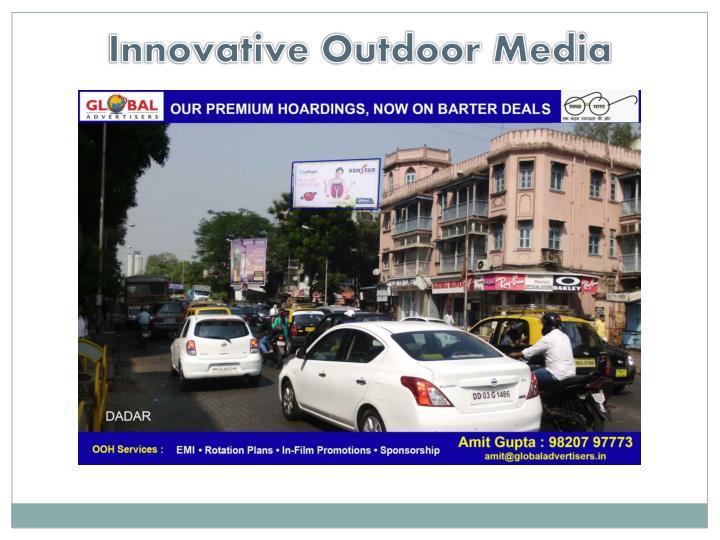 Innovative Outdoor Media