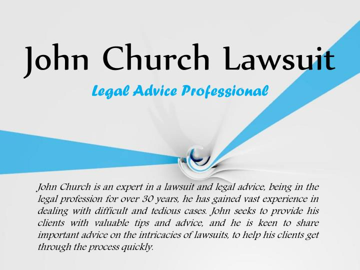 the process of a lawsuit