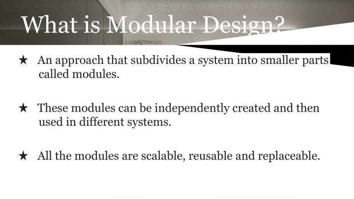 Ppt 5 Advantages Of Modular Kitchen Design Powerpoint