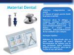 material dental1