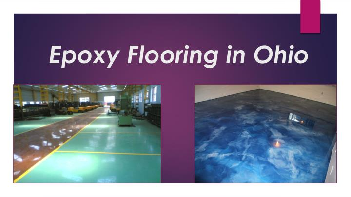 epoxy flooring in ohio n.