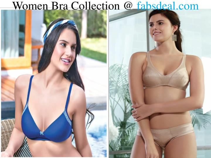 Women Bra Collection @ fabsdeal.com