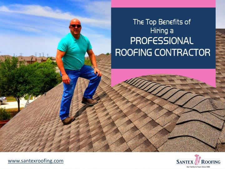 the top benefits of hiring a professional roofing contractor n.
