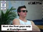meet the frat guys only at fratclips com