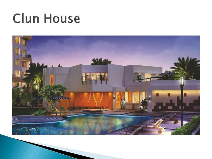 Clun house