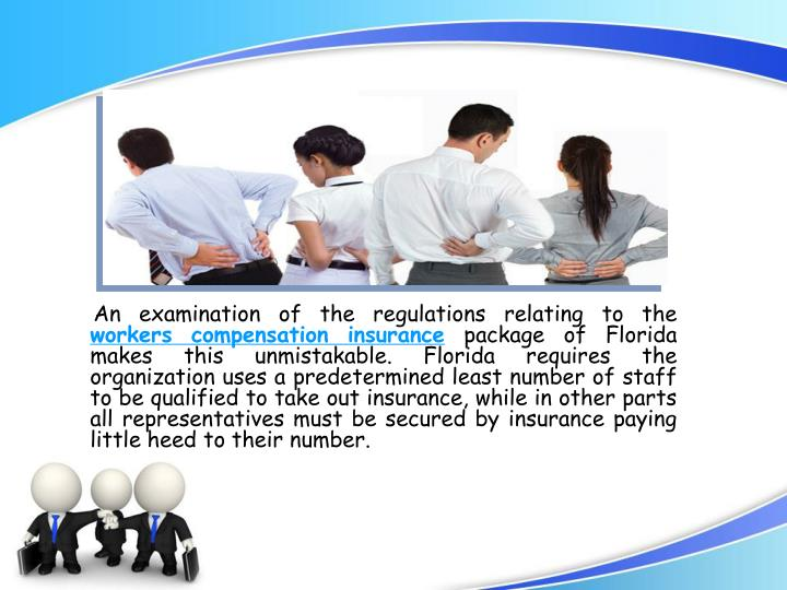 An examination of the regulations relating to the