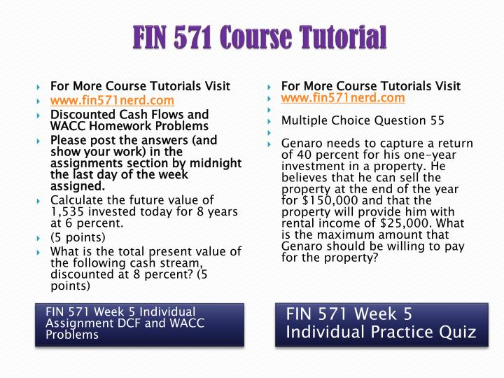 fin 571 week 2 individual assignment Fin 571 week 2 individual assignment business structure advice this tutorial was purchased 10 times & rated a by student like you write a 350 to 700 word response.