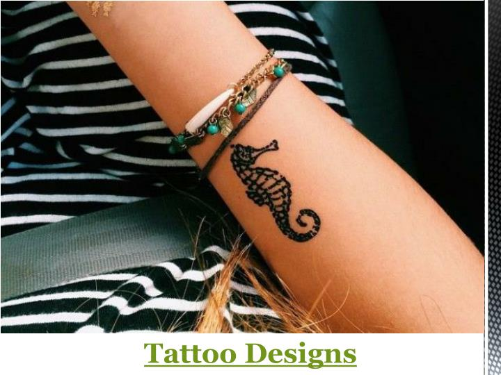 Important information about tattoo designs