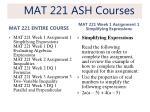 mat 221 ash courses1