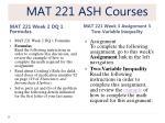 mat 221 ash courses3