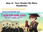 easy a your grades no more headaches