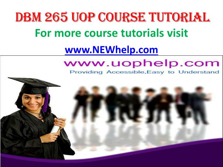 For more course tutorials visit www newhelp com