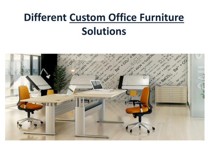 different custom office furniture solutions n.