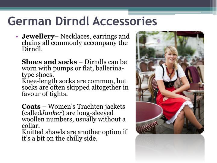 German Dirndl