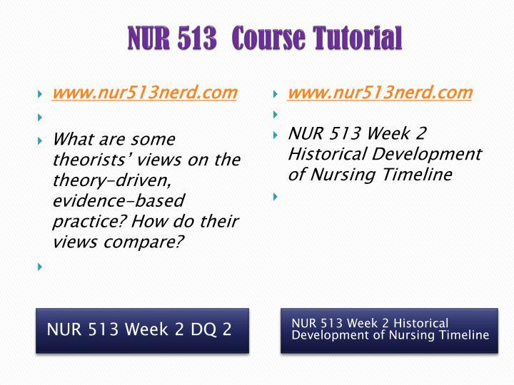historical development of nursing