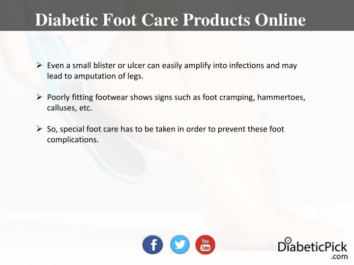 Diabetic foot care products online2