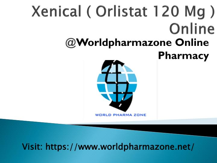 Xenical orlistat 120 mg online