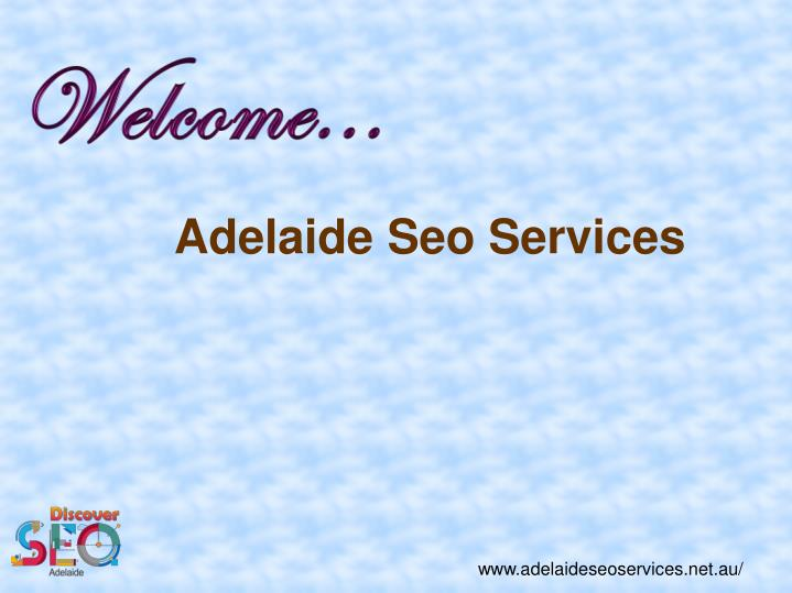 adelaide seo services n.