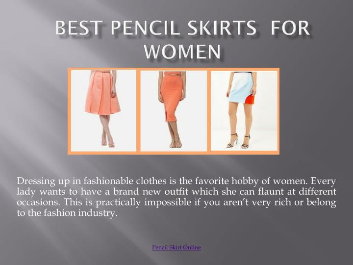 best pencil skirts for women n.