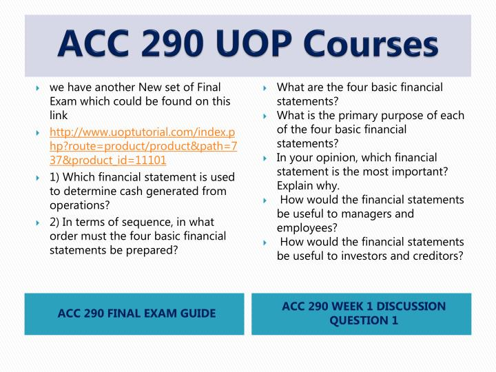 Acc 290 uop courses2