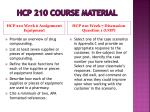 hcp 210 course material9