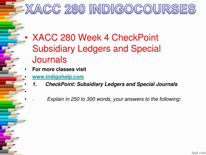 xacc 280 week 1 checkpoint 1 Xacc 280 week 8  asked by maddy 4 years ago 3987k points week 8: __ __ checkpoint: impacts of unethical behavior __ research a company that has been in the news for unethical practices, such as enron, tyco,  xacc 280 maddy 1 answer answered by yokev 4 years ago 4059k points oh snap this answer is locked.