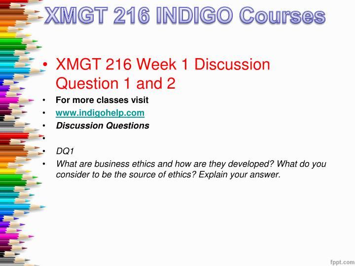 xmgt 216 week 4 Xmgt/216 week one appendix b essay  xmgt 216 week 4 essay ethical issues and management kristin kenneway january 27, 2013 xmgmt 216 craig.