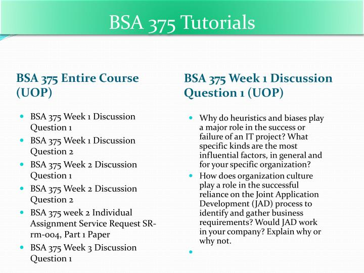 bsa 375 week abc video report Hd essays by hwnerds team retrospective bsa 375 week 5 learning team: develop business recovery strategies for sangrafix a video game design company.