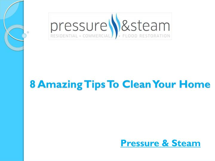 8 amazing tips to clean your home n.