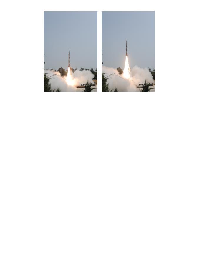 Agni 1 missile agni indian ballistic missile