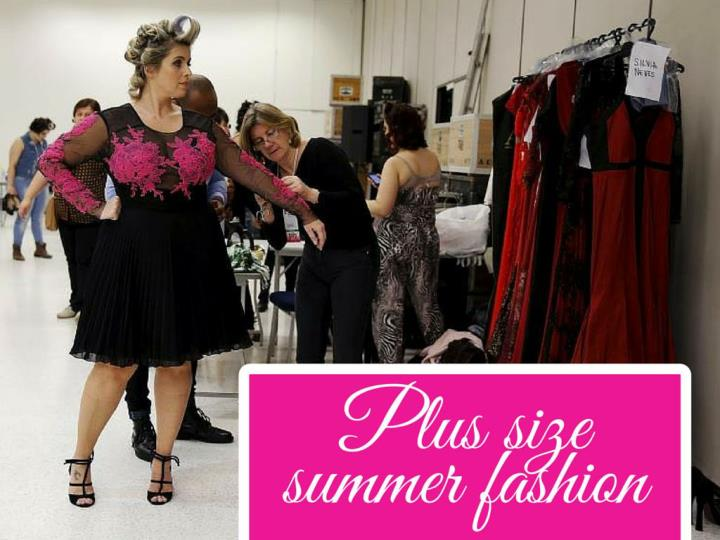 plus size summer fashion n.