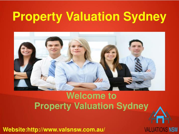 Welcome to property valuation sydney