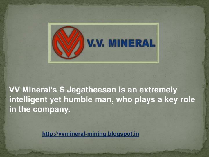 VV Mineral's S