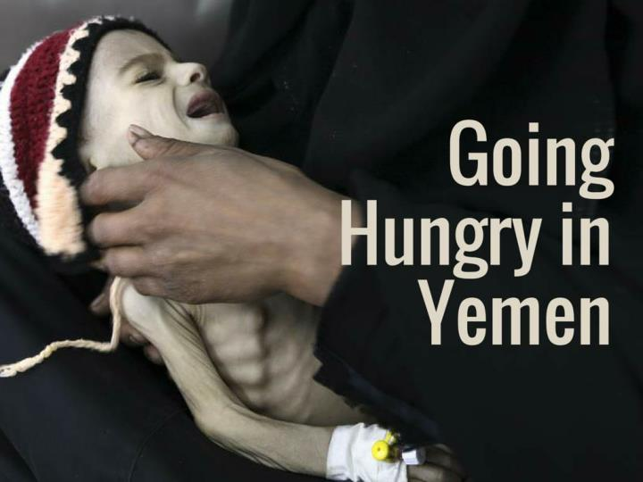 going hungry in yemen n.