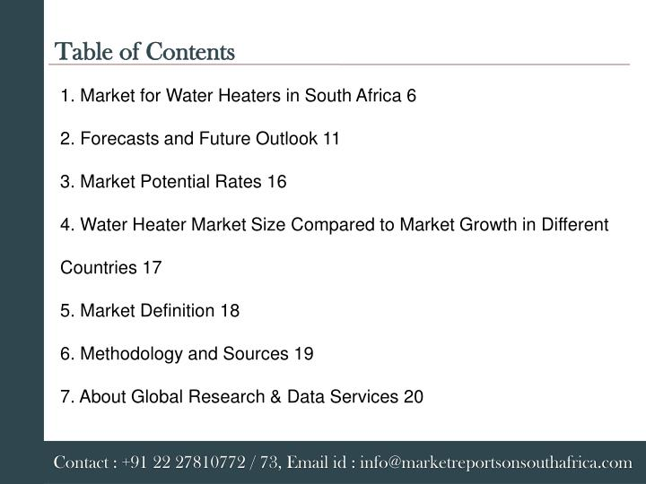 water heater market forecasts 2018 Solar water heater market report offers full & customized analysis of latest trends, competitive landscape, value/supply chain, growth factors, top players, industry statistics, investment opportunities, regional market share, forecast to 2023, market dynamics.