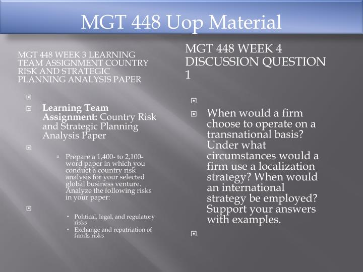 mgt 448 comprehensive analysis outline and presentation , mgt 448 comprehensive global analysis outline week 2 updated, prepare a minimum 1050-word analysis to address the following: region analysis, select a product and a country for a global business venture, uncategorized leave a comment.