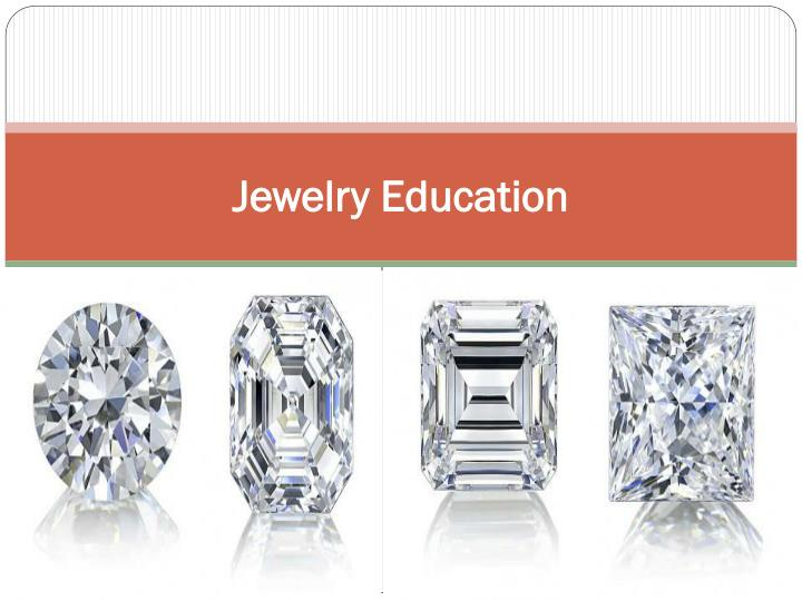 jewelry education n.