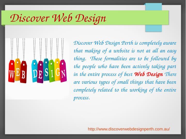 DiscoverWebDesign