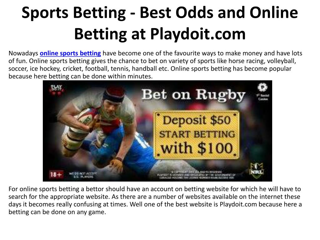 Best odds on sports betting how to beat the odds in sports betting
